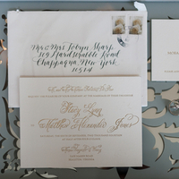Stacy and Matt's Invitations