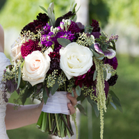 Stacy's Bridal Bouquet
