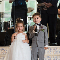 Speeches from the Littlest Guests!