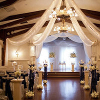 Ceremony Ceiling Decor