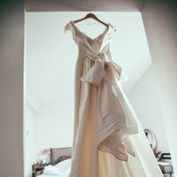 Mari's Bridal Gown
