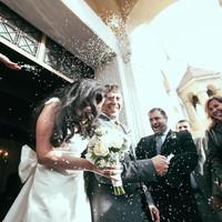 Mari and John Just Married!