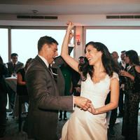 Mari and John Dancing