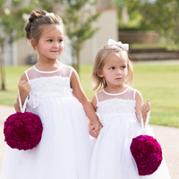 5 Alternatives to Flower Girl Baskets