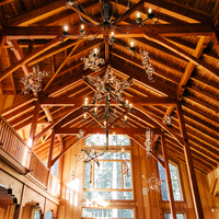 Gorgeous Barn Reception Space