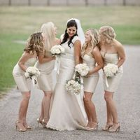 Beth and her Bridesmaids
