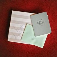 Gifts and Vows