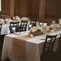 Intimate Formal Dinner Reception