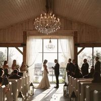 Stunning Ceremony Space