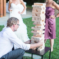 13 Ideas for Wedding Reception Entertainment That Don't Involve Dancing