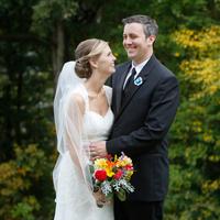 Allison + Cameron's Wedding Style