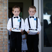 Allison and Cameron's Ring Bearers