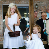 Allison and Cameron's Flower Girls