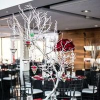 headtable or food table decoration