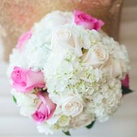 Jodi's Bridal Bouquet