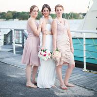 Jodi and her Bridesmaids