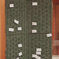 Moss Escort Card Board