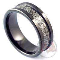 warlord tungsten rings