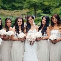 Kari and her Bridesmaids