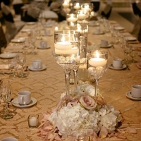 Romantic Glam Tablescapes