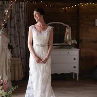 Pepa's Bridal Style