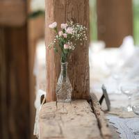 Rustic Vintage Floral Arrangement