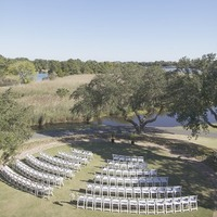 Clubhouse Lawn Ceremony