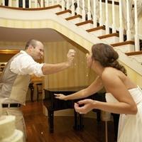 Jennifer and Matthew's Cake Fight