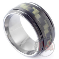 Kevlar #TungstenRings for Men from Madtungsten Australia