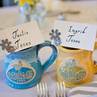 Vintage Style Place Cards