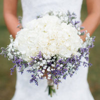 Lisa's Bridal Bouquet