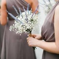 Lisa's Bridesmaids' Bouquets