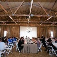 Beautiful Barnyard Reception