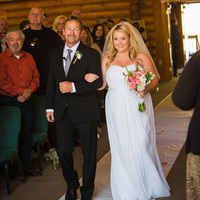 Holly Walking Down the Aisle