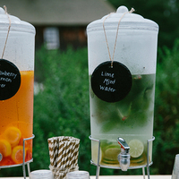 Flavored Water Station