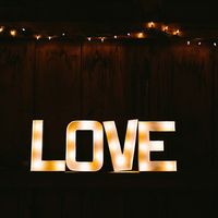 Marquee Light Decor