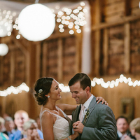 Brooke and Patrick's First Dance