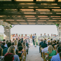 Grapevine Arbor Ceremony