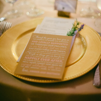 Place Setting Thank You Notes