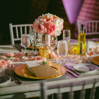 Romantic Winery Tablescapes