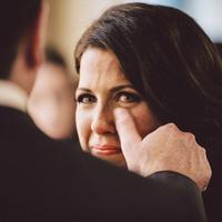 Brian's Heartfelt Vows