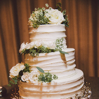 Two-Flavored Wedding Cake