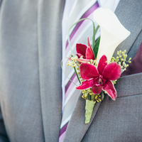 The Groom's Boutonnieres