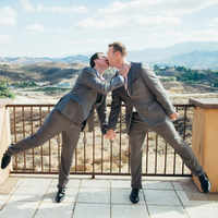 Tim and Jonah's Engagement Story