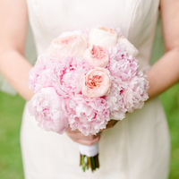 Kristin's Bridal Bouquet