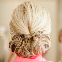 Kristin's Bridal Hair