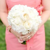 Kristin's Bridesmaids' Bouquets