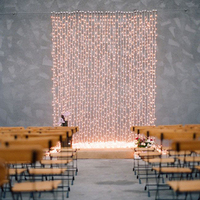 Creative Ways to Use String Lights at Your Wedding