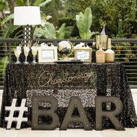 Modern Glam Bar