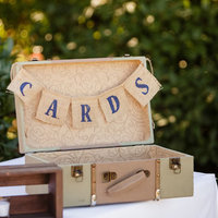 7 Ways to Use Suitcases at Your Wedding
